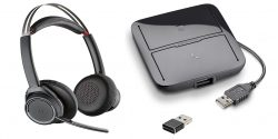 MDA200 now compatible with Active Noise Canceling Headsets by Plantronics!