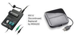 MDA200 Replaced MX10