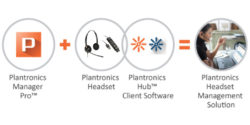 Using Plantronics software and hardware can help you stay a cut above the rest.
