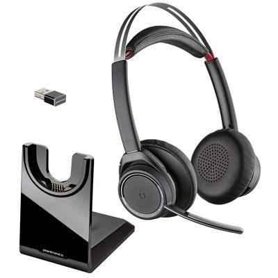 2fc022655ba B825 Voyager Focus UC Bluetooth Headset w/ANC