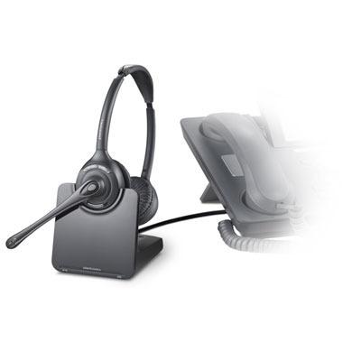 CS520 XD Binaural 900 MHz Wireless Headset System