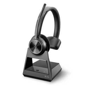 POLY SAVI 7310 Ultra-secure Wireless DECT Headset